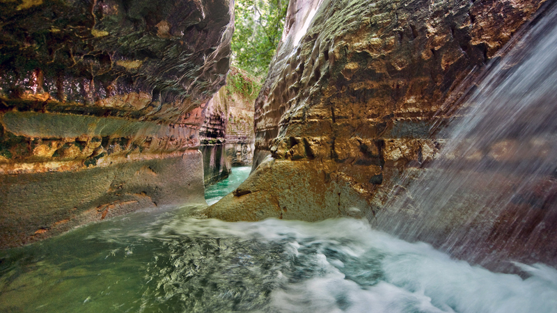 Damajagua-waterfall